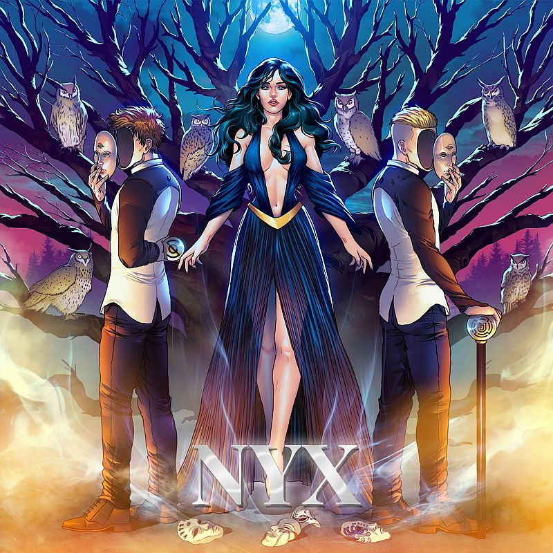 Nyx cover image